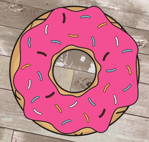 Manta Donut acolchada GP Diseño