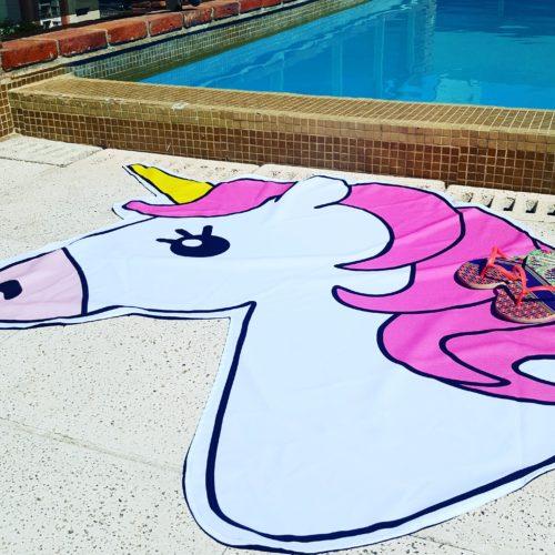 Manta Unicornio GP Diseño