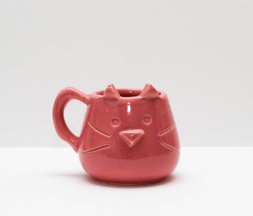 Mate gatito rosa GP Diseño
