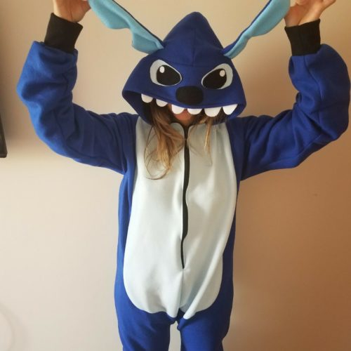 Pijama Stitch GP Diseño