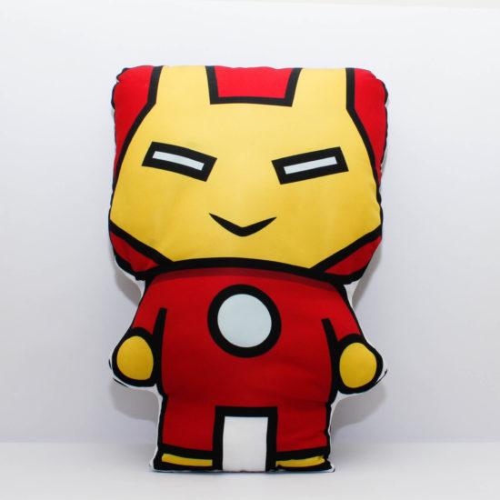 Almohadon iron Man GP Diseño