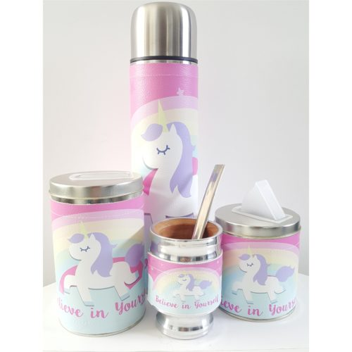 Set unicornio arcoiris GP Diseño 2