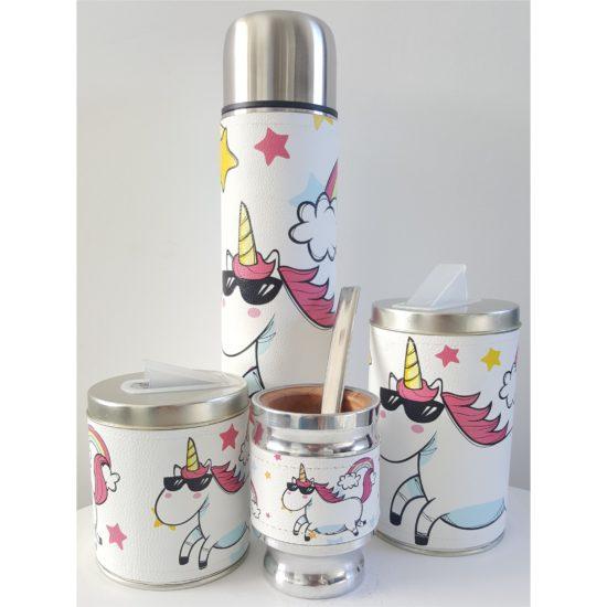 Set unicornio con lentes GP Diseño 1