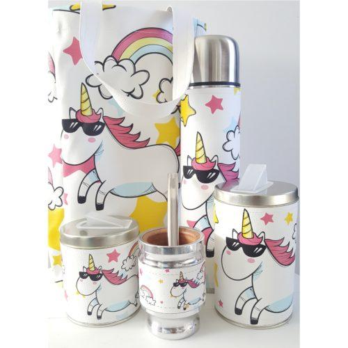 Set unicornio con lentes GP Diseño 2