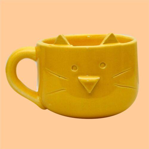 tazon gatito amarillo GP Diseño 2