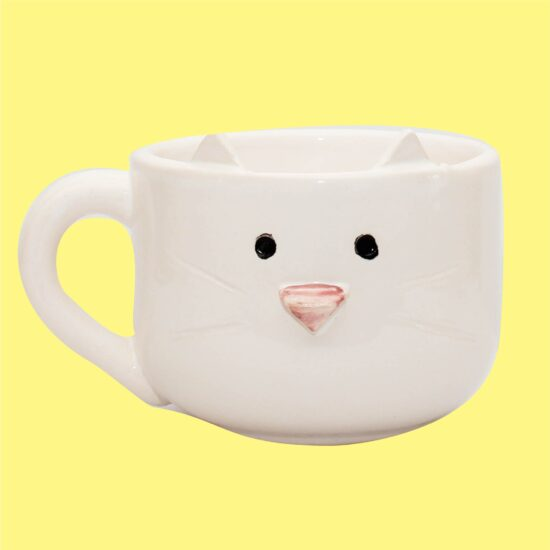 tazon gatito blanco GP Diseño 2