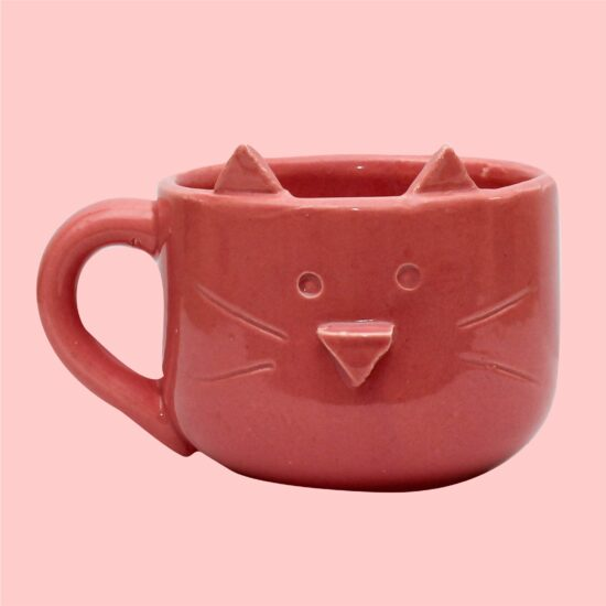 tazon gatito rosa GP Diseño 2