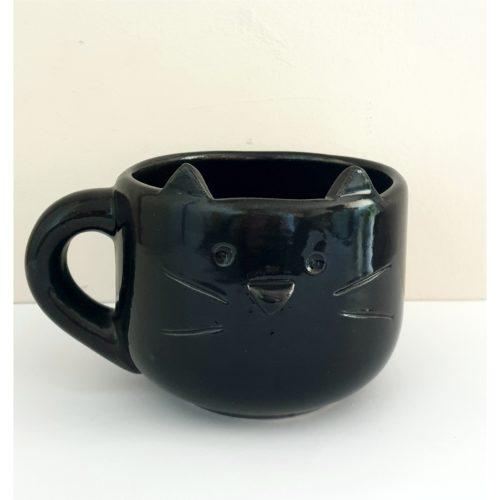 Tazon gatito violeta GP Diseño 1