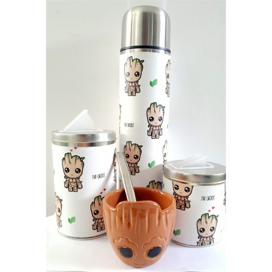 Set Groot mate cerámica GP Diseño