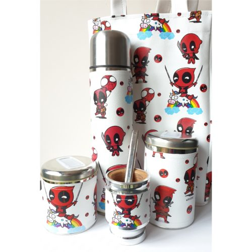 Set Deadpool con Bolso GP Diseño