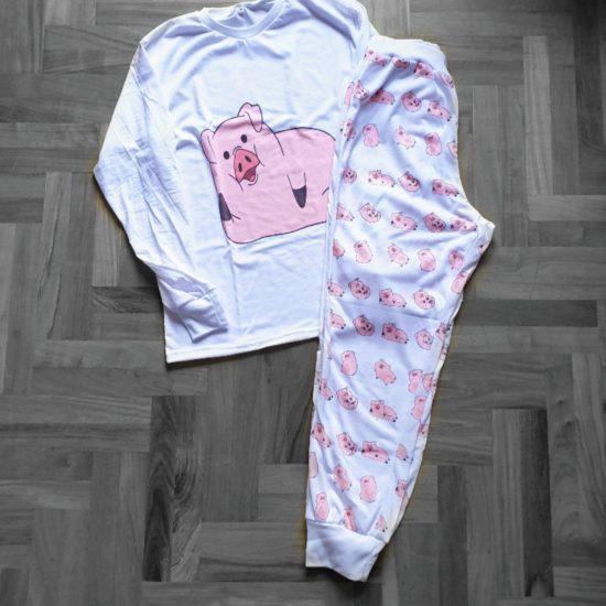 Pijama Chanchito Largo GP Diseño