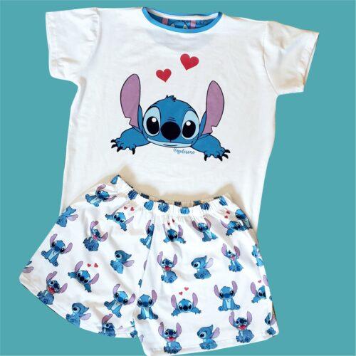 Pijama Stitch corto GP Diseño 5
