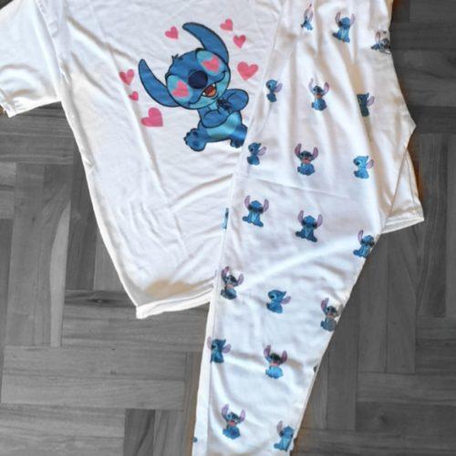 Pijama Stitch largo GP Diseño 1
