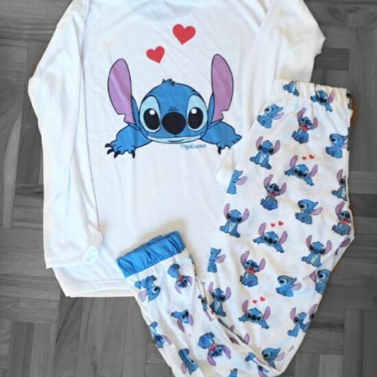 Pijama Stitch largo GP Diseño 2