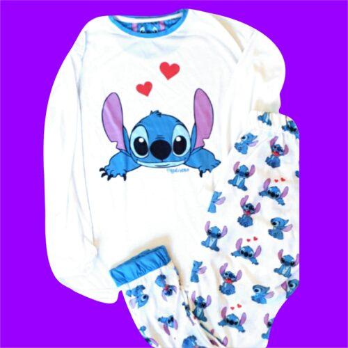 Pijama Stitch largo GP Diseño 3