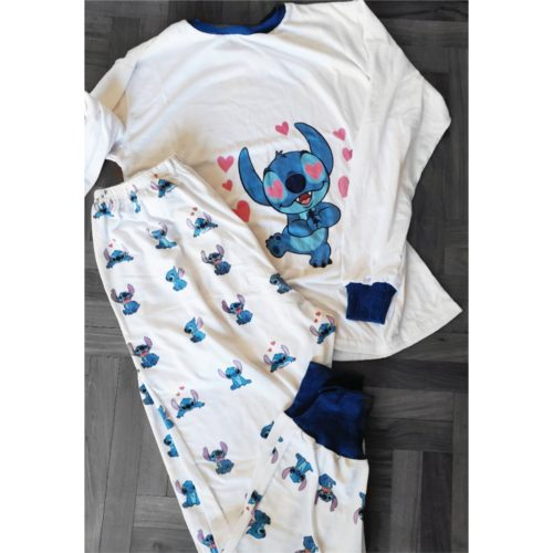 Pijama Stitch largo GP Diseño