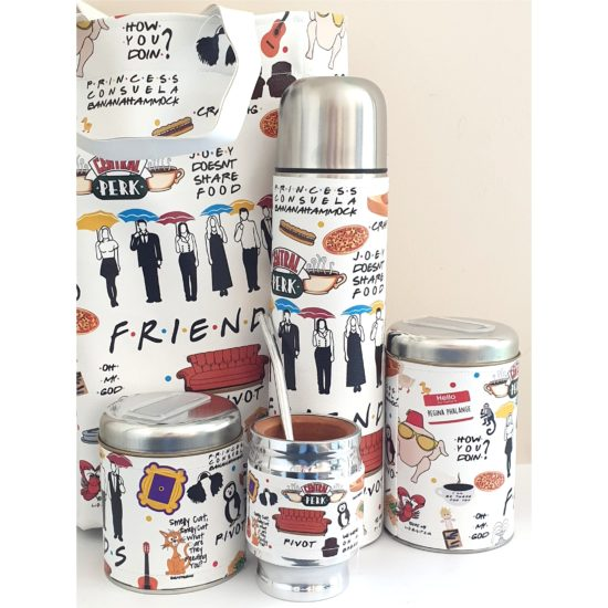 Set matero Friends con Bolso GP Diseño