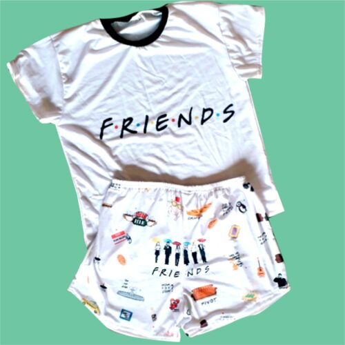 Pijama Friends corto GP Diseño