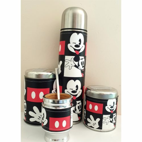 Set matero Mickey GP Diseño