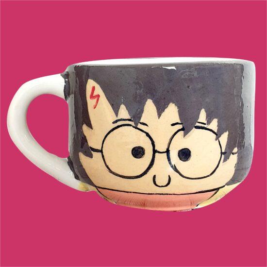 Tazon Harry Potter GP Diseño 1