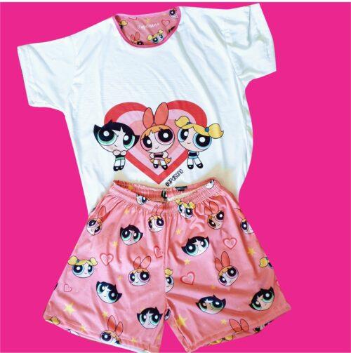 Pijama Chicas Super Poderosas GP Diseño 1