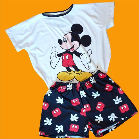 pijama mickey corto GP Diseño 2