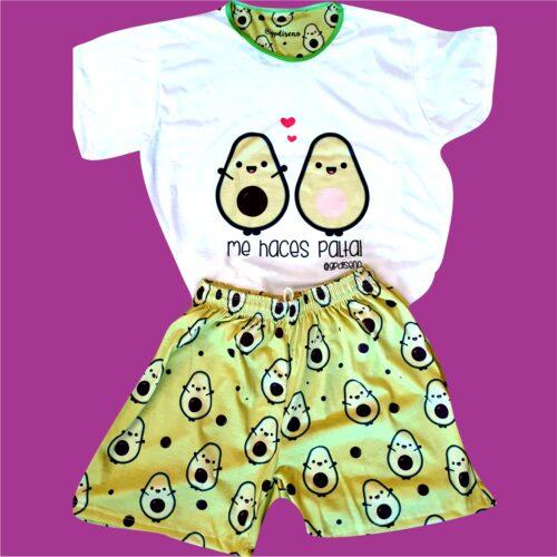 Pijama Palta corto GP Diseño