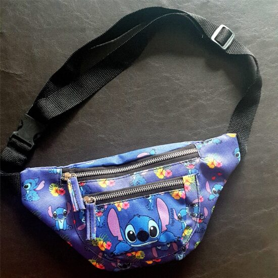 Riñonera Stitch GP Diseño