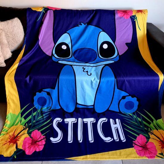 Manta Polar Stitch GP Diseño